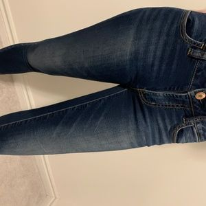 AE crop jeans